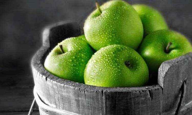 Πράσινο μήλο για αντιγήρανση