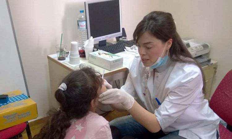 Πρόγραμμα διάγνωσης και θεραπείας για παιδιά σε ανάγκη