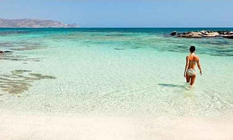 Η αγάπη για το νησί μπορεί να κουράζει, η ανταμοιβή όμως έρχεται στο εκατονταπλάσιο