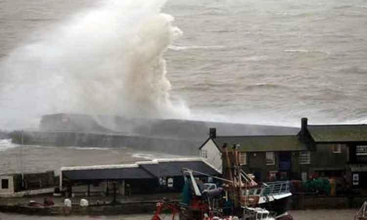 Ήρθη η προειδοποίηση για τσουνάμι στην Ιαπωνία
