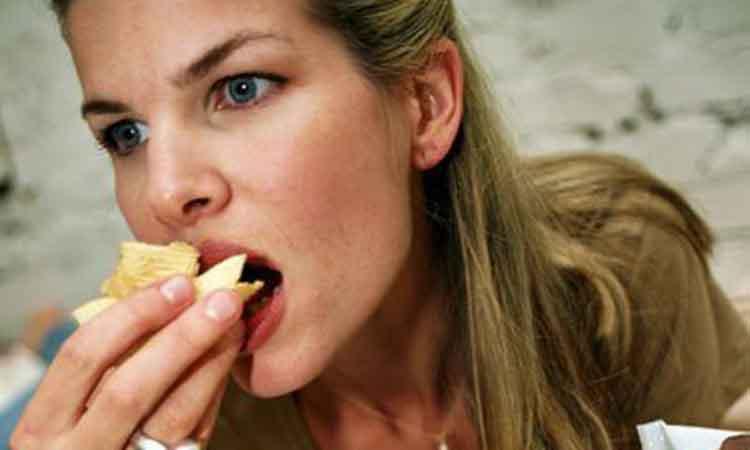 Όσο περισσότερο μασάτε τόσο καλύτερα απορροφάτε τα συστατικά των τροφών