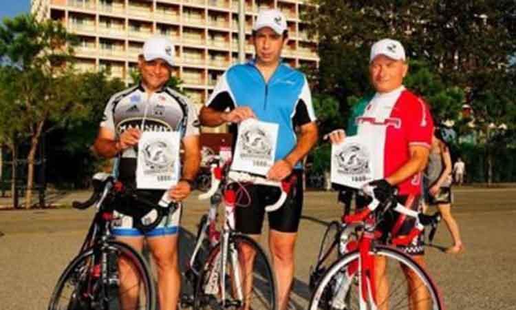 Από το Βέρμιο στην Τραπεζούντα με ποδήλατο