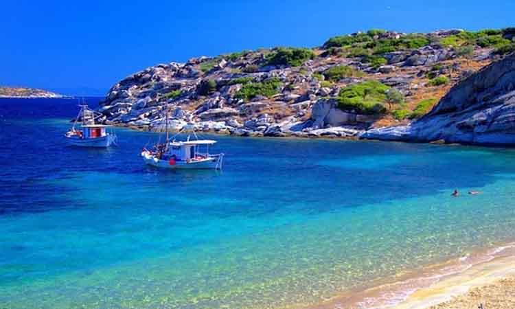 Βόρεια Ελλάδα και νησιά προτιμούν Τούρκοι και Βούλγαροι ταξιδιώτες