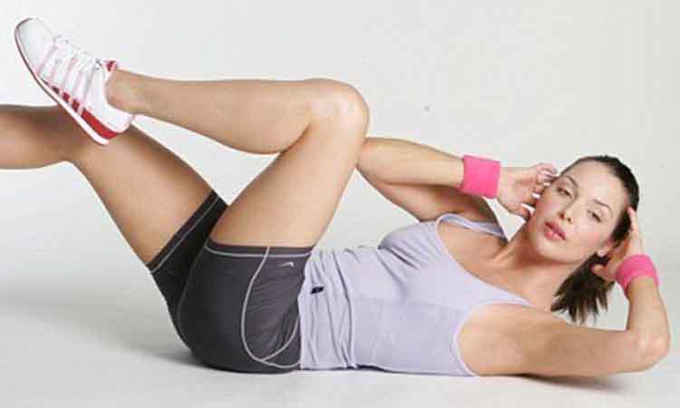 Γυμναστική μετά την εγκυμοσύνη