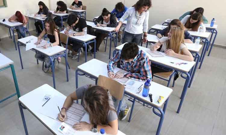 Δεν υπάρχει δυνατότητα επαναληπτικών πανελλαδικών για τους μαθητές των ΕΠΑΛ