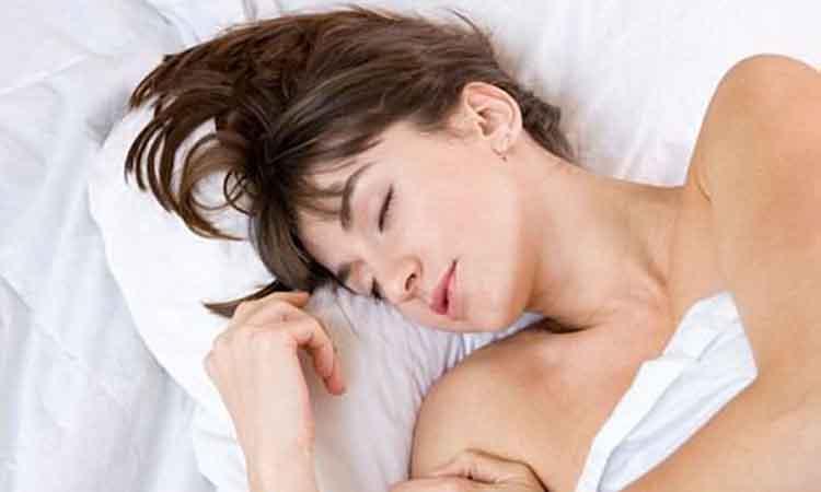 Επτά ώρες ύπνου είναι το ιδανικό