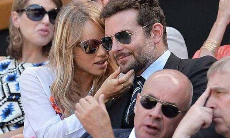 Ερωτευμένος και δεν το κρύβει ο Bradley Cooper