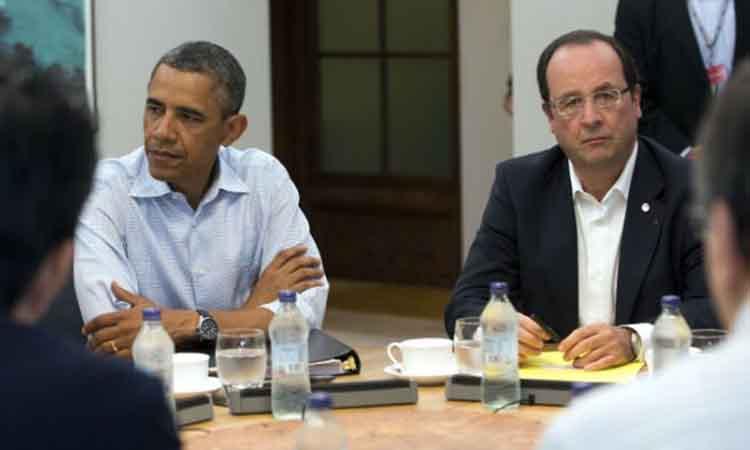 ΗΠΑ-Γαλλία θέλουν νέα μέτρα κατά της Ρωσίας