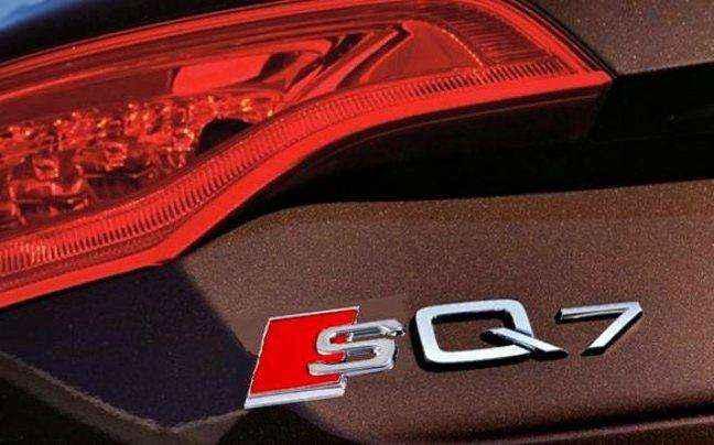 Ηλεκτρικό τούρμπο στο Audi SQ7