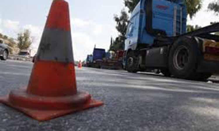 Κυκλοφοριακές ρυθμίσεις στην Αθηνών-Λαμίας