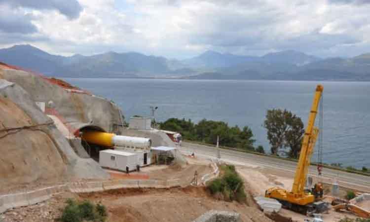 Ξεκίνησαν πάλι οι εργασίες για την κατασκευή της Μικρής Περιμετρικής της Πάτρας