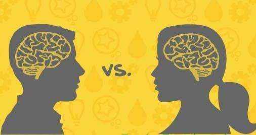 Ο εγκέφαλος ανδρών και γυναικών στο μικροσκόπιο