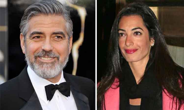 Ο George Clooney παντρεύεται