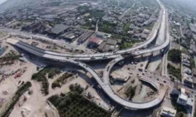 Παραδόθηκε ο κόμβος που συνδέει το νέο λιμάνι της Πάτρας με την περιμετρική οδό