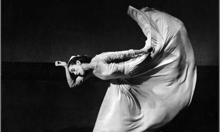 Περιοδεία στην Ελλάδα για την «Martha Graham Dance Company»