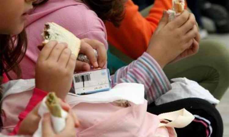 Προσέξτε το βάρος του παιδιού ξεκινώντας από τα σνακ του