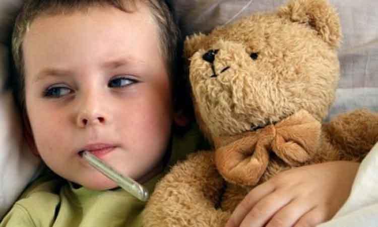 Πότε πρέπει να δίνω αντιπυρετικό στο παιδί μου;