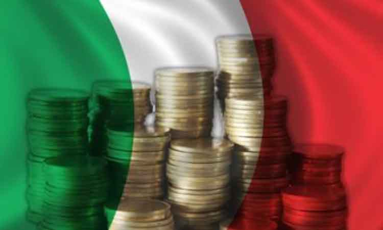 Στο 135,6% του ΑΕΠ το ιταλικό δημόσιο χρέος