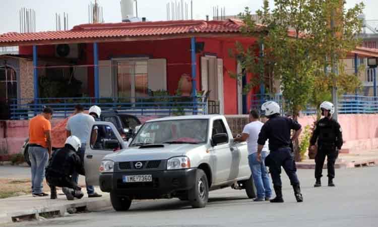Συλλήψεις για σωρεία διαρρήξεων και κλοπών