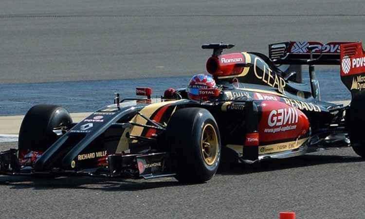 Συμφωνία Lotus με Mercedes