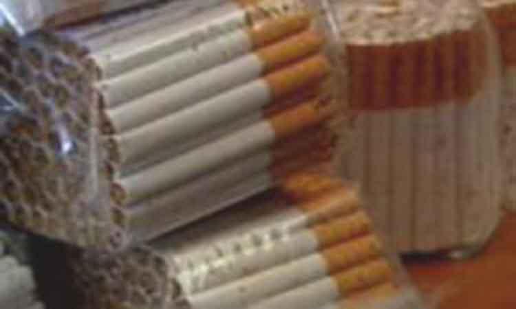 Τα λαθραία τσιγάρα είχαν προορισμό τις Σέρρες