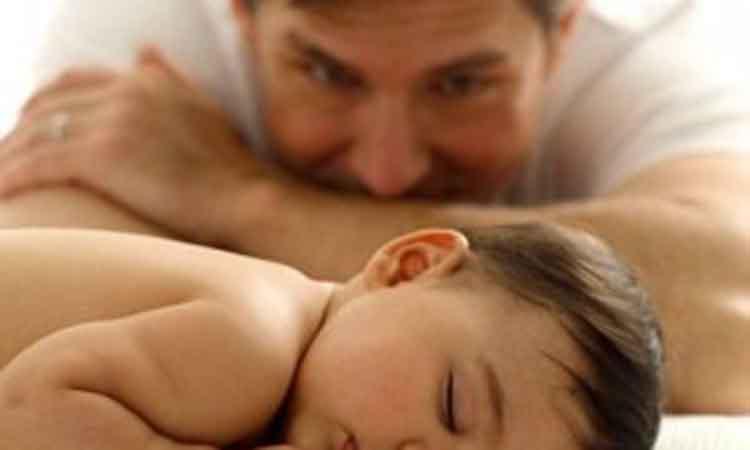 Τα σημάδια που δείχνουν ότι κάποιος θα γίνει καταπληκτικός μπαμπάς