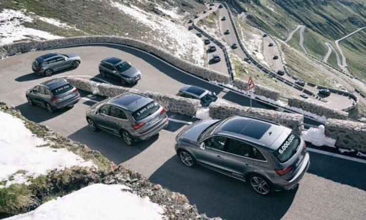 Τα 6 εκατομμύρια quattro έφτασε η Audi