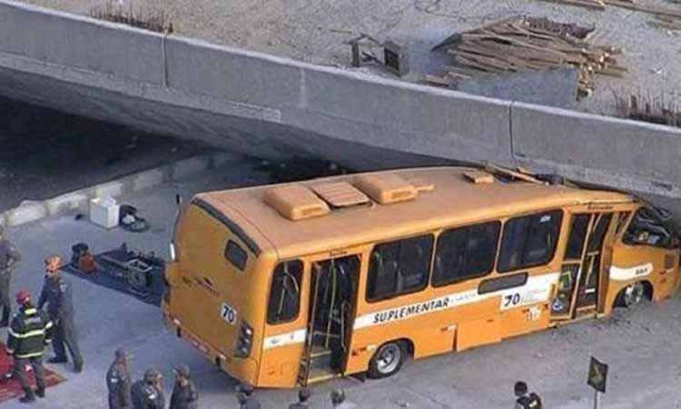 Τρομακτικό δυστύχημα στη Βραζιλία