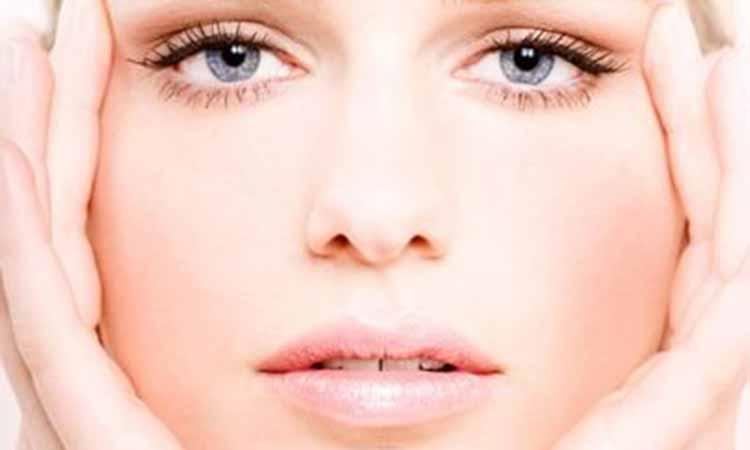 Υγιές δέρμα με φύκια