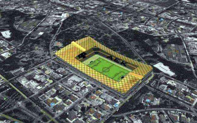Ψηφίστηκε επί της αρχής το νομοσχέδιο για το γήπεδο της ΑΕΚ