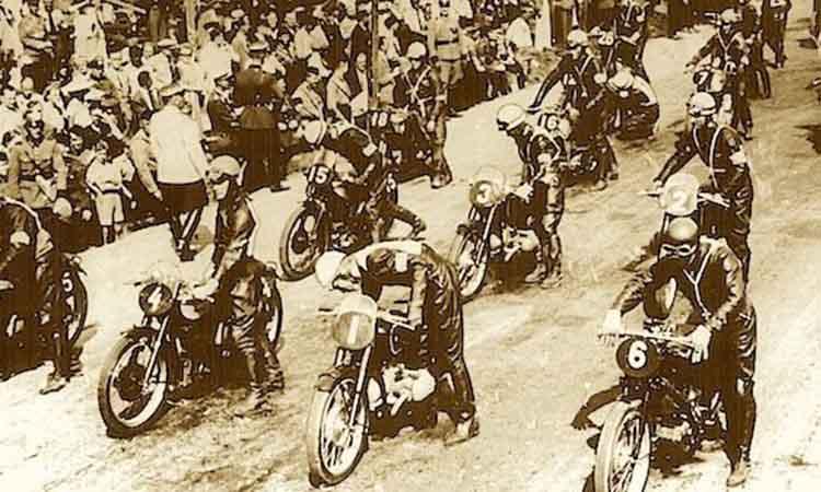 H ιστορία του GP Sachsenring