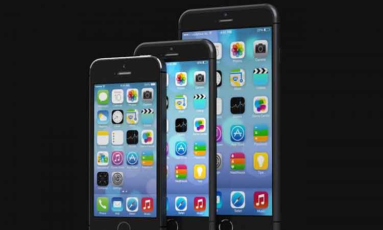 H Apple παραγγέλνει 70-80 εκατ. τεμάχια για το iPhone 6