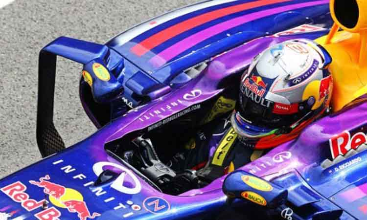 H Red Bull ελπίζει στη νέα βενζίνη