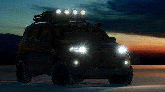 «Σκληροτράχηλος» ο αντικαταστάτης του Lada Niva