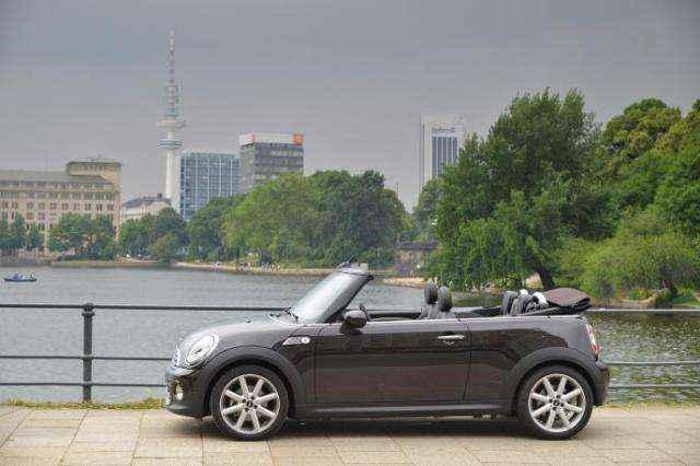 Έρχεται νέο Mini Cabrio