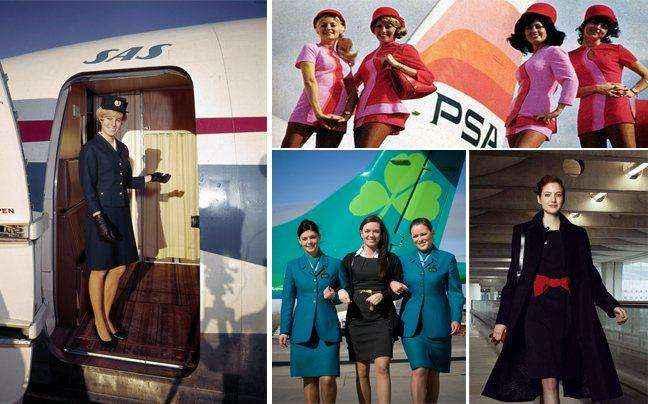 Αξιολογώντας τις στολές των αεροσυνοδών!