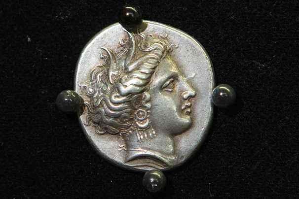 Αρχαία νομίσματα επιστράφηκαν στην Ελλάδα από τις ΗΠΑ