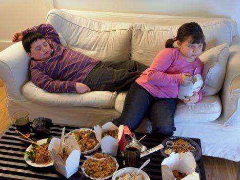 Αυξημένος κίνδυνος παχυσαρκίας για παιδιά με υπέρβαρα αδέλφια