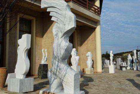Γλύπτες παγκοσμίου φήμης στη Θεσσαλονίκη