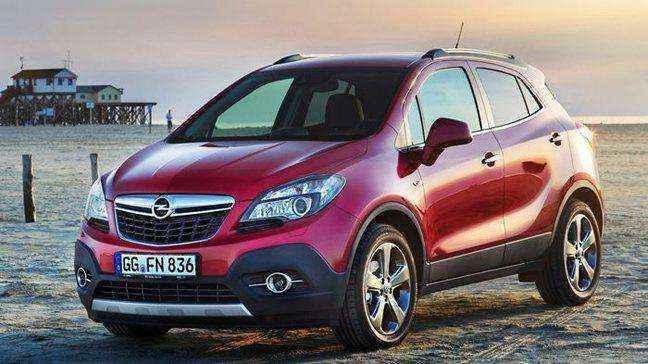 Ειδική έκδοση του Mokka φέρνει η Opel
