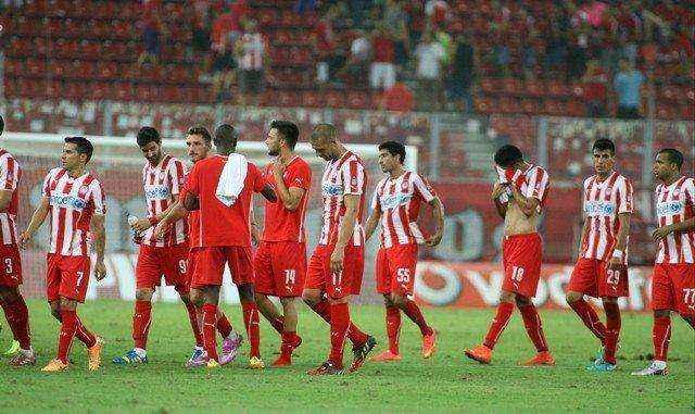 Ηττήθηκε με 2-1 ο Ολυμπιακός από τη Φενέρ
