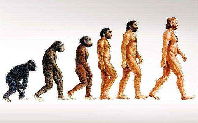 Η εξέλιξη του ανθρώπου δε σταματά