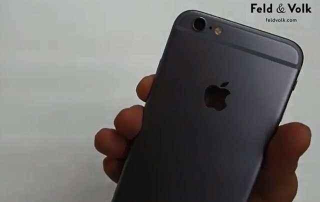 Η πιο ολοκληρωμένη εικόνα του iPhone 6