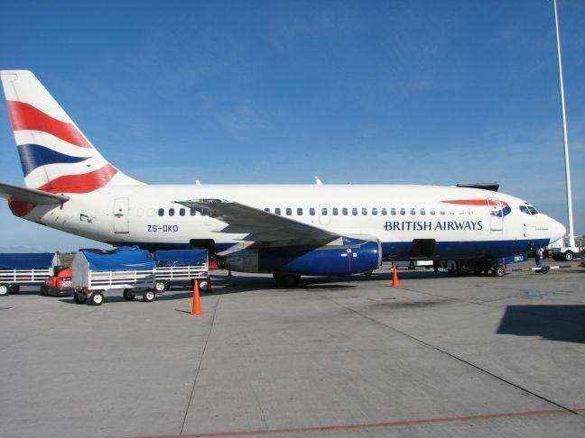 Η British Airways δεν «πετάει» πάνω από το Ιράκ