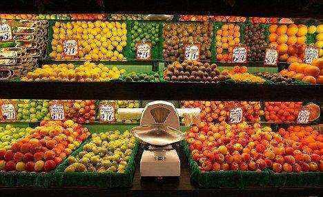 Καθησυχαστικές δηλώσεις από τη Ρωσία για την εισαγωγή ελληνικών φρούτων