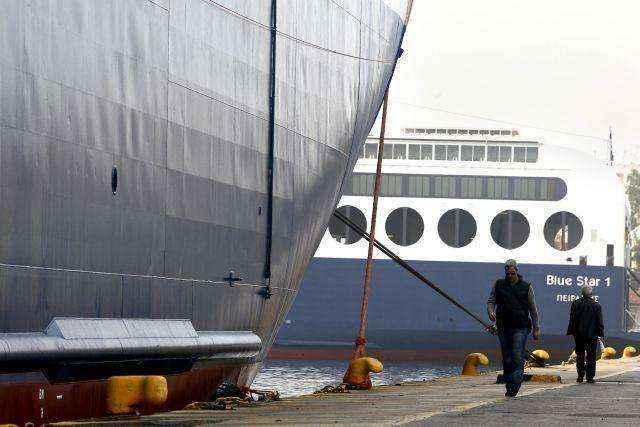 Καμία ρύπανση από την προσάραξη πλοίου στις Οινούσσες