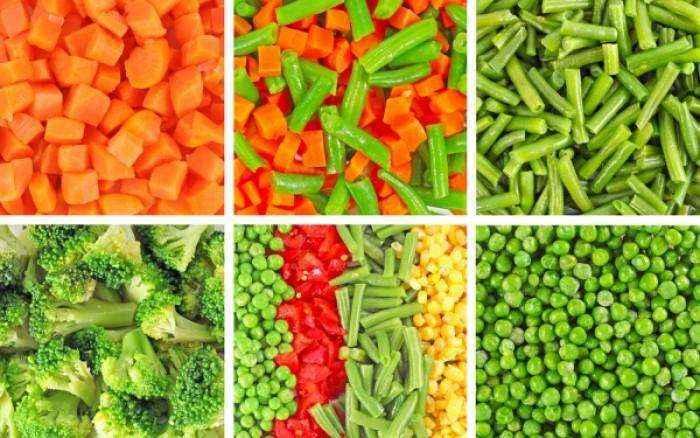 Κατεψυγμένα vs. φρέσκα λαχανικά: Έρευνα του ΑΠΘ δείχνει το νικητή