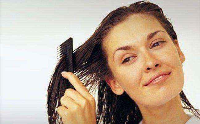 Μάσκα περιποίησης για ξηρά μαλλιά