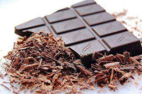 Μαύρη σοκολάτα για ευκολότερο περπάτημα