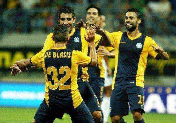 Με 2-0 νίκησε ο Αστέρας τη Μακάμπι
